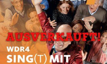 WDR4 Sing(t) mit Guildo Horn